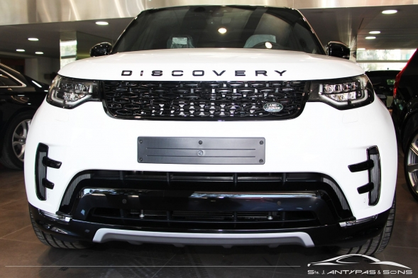 2017 Discovery HSE S16 4 X 4