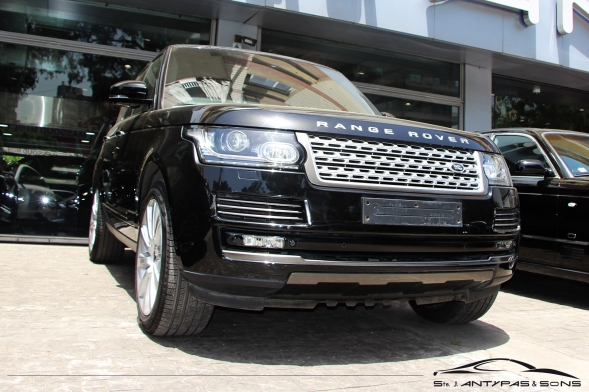 2013 Range Rover SE Supercharged